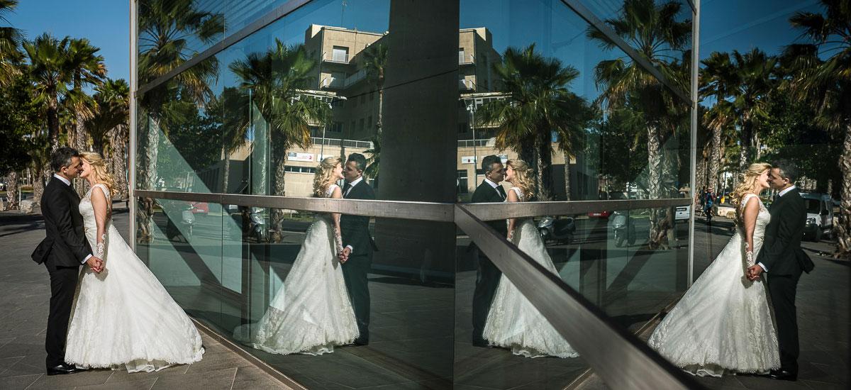 Fotógrafos originales para tu boda en fotoscampoy.com