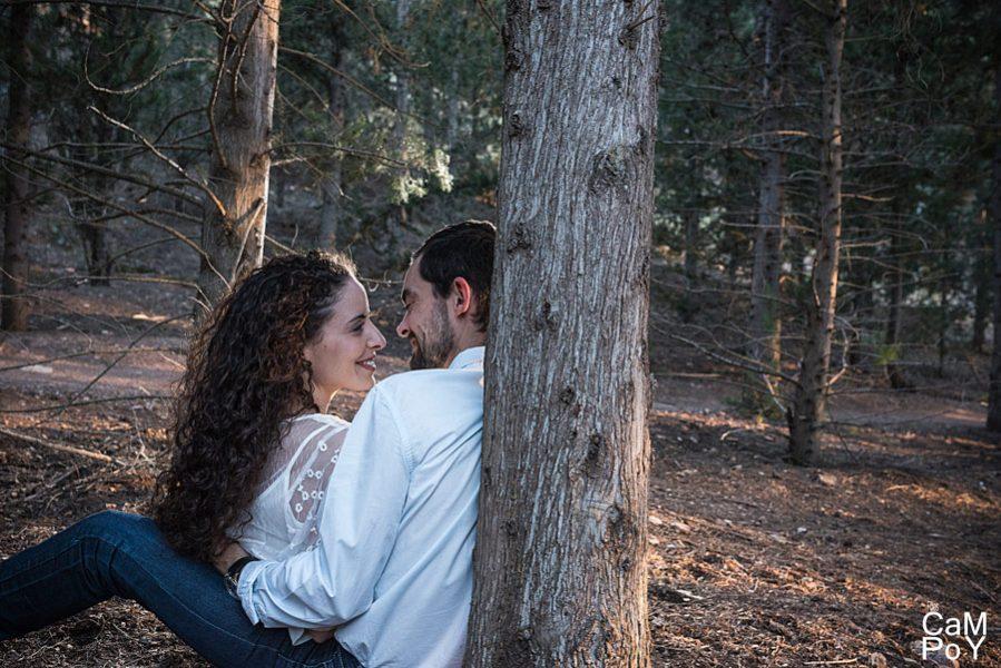 Una romántica preboda de montaña (10)
