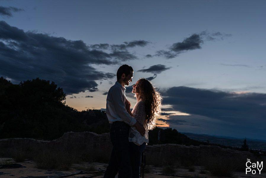 Una romántica preboda de montaña (1)