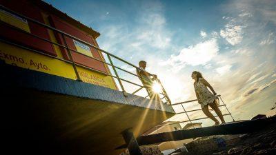 Reportaje de preboda en Cabo de Palos