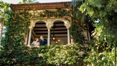 Boda en Estudio de Ana - Isabel y Pedro