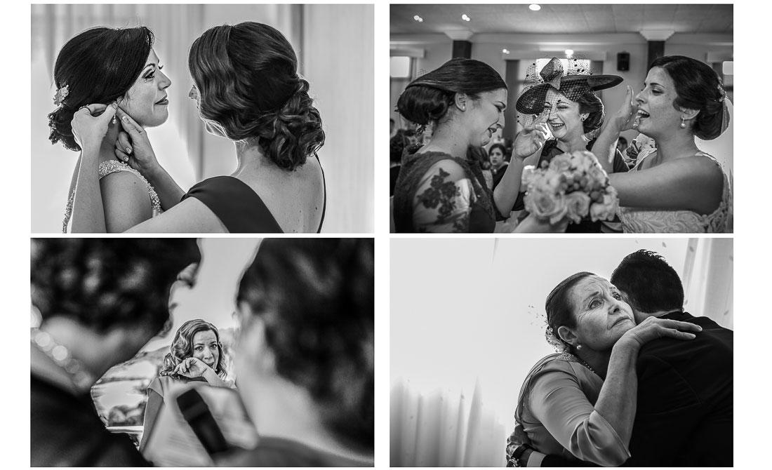 Fotografía de boda tras el Coronavirus